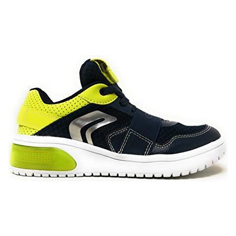 GEOX Sneakers Donna Bambino Bambina Azzurro 33
