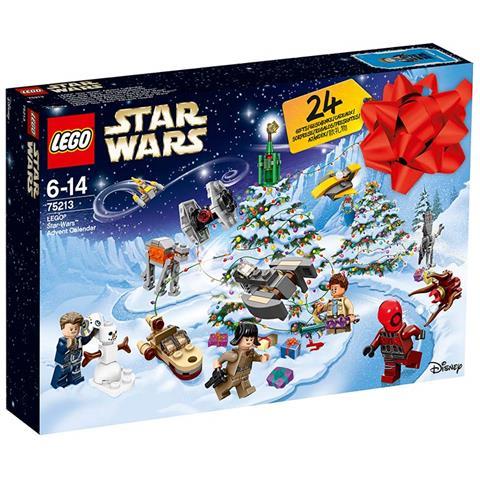 Calendario Avvento Ravensburger.Lego Calendario Avvento Star Wars Eprice