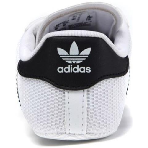 adidas superstar bianche nere