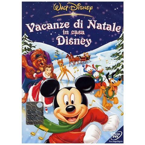 Immagini Natalizie Walt Disney.Walt Disney Vacanze Di Natale In Casa Disney