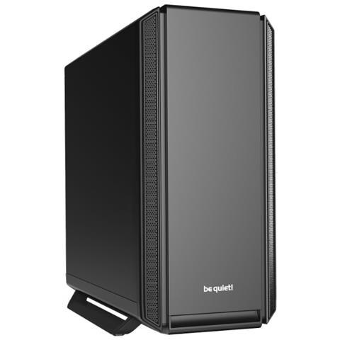 ! Silent Base 801 Midi-Tower Nero vane portacomputer
