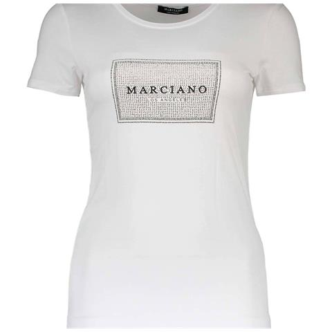 GUESS By Marciano T shirt Donna Bianca S