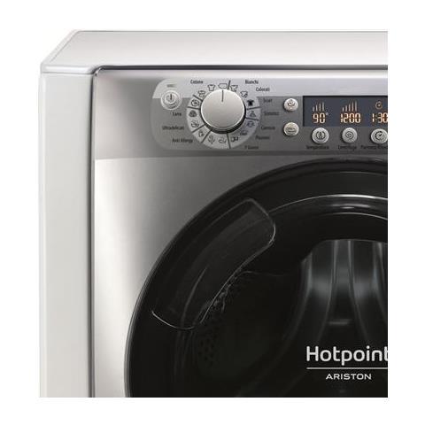 Hotpoint Lavatrice Standard Aq86f29it 8 Kg Classe A 30