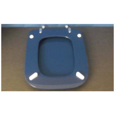 Sedile Wc Ideal Standard Conca.Acb Colbam Copriwater Ideal Standard Conca Blu Fondale Cerniera
