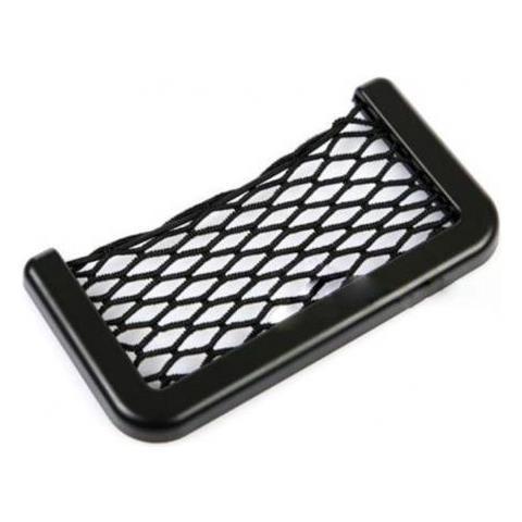 Tasca Portaoggetti Auto con Fissaggio Adesivo Accessori Auto Portabagagli Auto