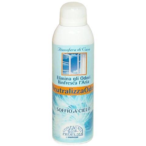 Nuncas Neutralizza Odori Spray Soffio Di Cielo Deodorante Candele E Profumatori