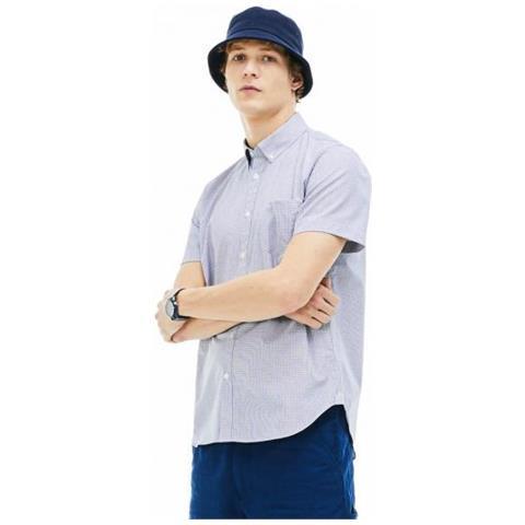 3356c335b2 LACOSTE - Camicie Manica Corta Uomo 525 Camicia Taglia 44 - ePRICE