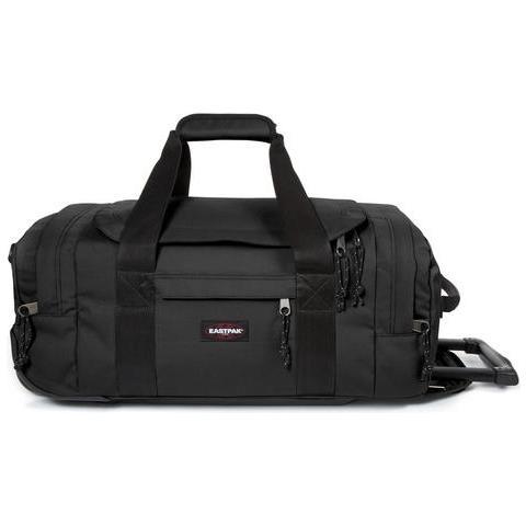 1d72f8bce4 EASTPAK - Trolley Leatherface S - Cabina 2 Ruote Black Ek12b008 - ePRICE