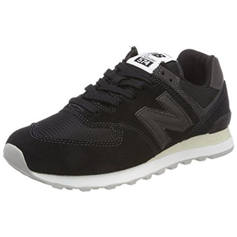 new balance nero e oro