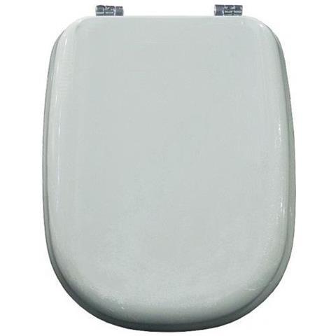 Sedile Tesi Ideal Standard Bianco Europa.Acb Colbam Copriwater Ideal Standard Tesi Bianco I S Cerniera Oro Sedile Asse Wc