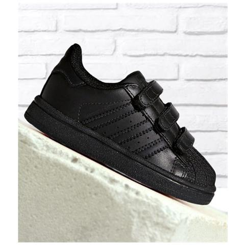 adidas Scarpe Superstar Cf I Bz0417 Taglia 25 Colore Nero