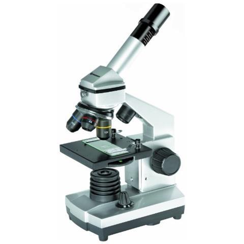 bresser microscopio  BRESSER - Biolux CA 40x-1024x Set microscopio (senza E-oculare) - ePRICE