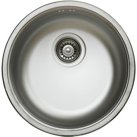 ARGONAUTA - Lavello Cucina A Pozzetto In Acciaio Inox Da Incasso ...