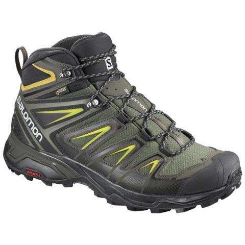 scarpe trekking salomon recensioni
