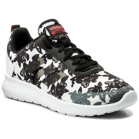 quality design eb80d 4f186 adidas - Cf Element Race W Sneakers Scarpe Da Ginnastica Donna Bianco 36  2 3 - ePRICE