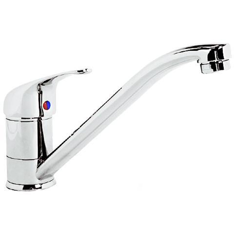 HOMEGARDEN - Miscelatore rubinetto da cucina col. Cromo 40mm - ePRICE