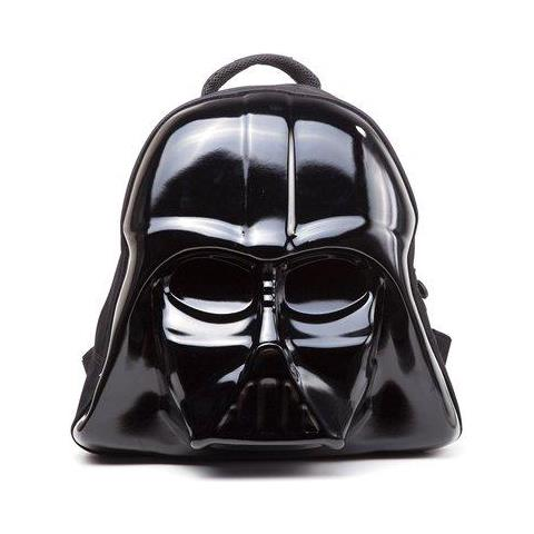 10ac6a7c24 STAR WARS - - Shaped Darth Vader 3d Molded Black (zaino) - ePRICE