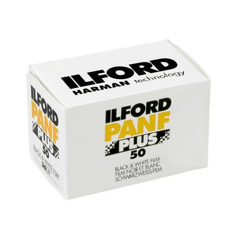 1 Ilford Pan F plus 135/36