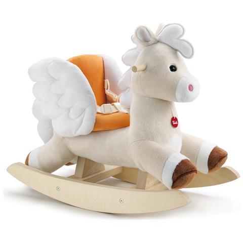 Trudi Cavallo Dondolo.Trudi Cavallo A Dondolo Baby 71cm 29711