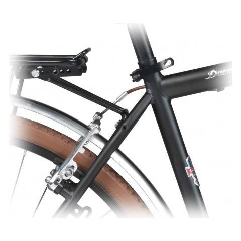 Flli Masciaghi Cicli Gloria Duomo Bicicletta Trekking 28 Nero