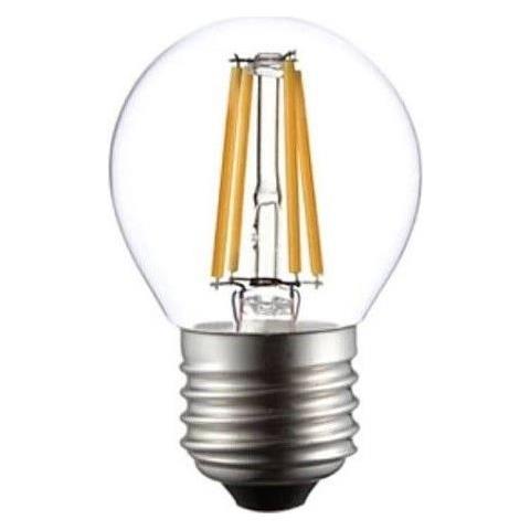1000 Lumen Led A Quanti Watt Corrispondono.Garenergie Lampadina Led A Filamento 4 Watt Attacco E14 340 Lumen Luce Bianco Caldo Eprice