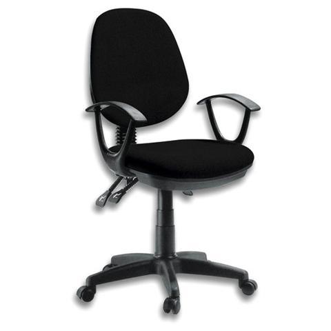 Sedia da Ufficio Delux Colore Nero