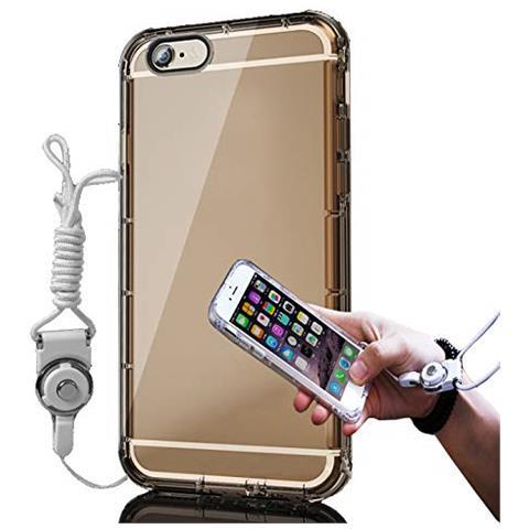 cover iphone 6 oro silicone