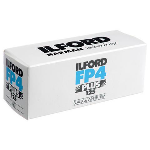 1 Ilford FP-4 plus 120