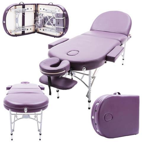 Lettino Per Massaggio Portatile In Alluminio.Massage Imperial Consort Chatsworth Lettino Professionale Per
