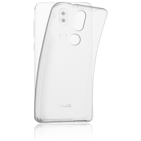 Custodia in TPU Pixel per Asus Zenfone 5 Lite (Zc600kl) Trasparente RICONDIZIONATO