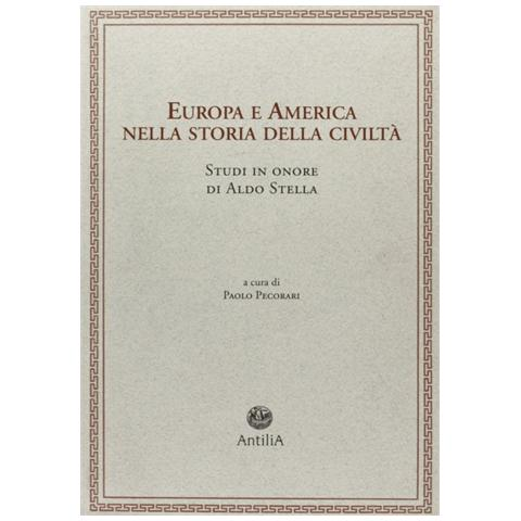 Europa e America nella storia della civilta'