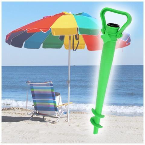Ombrelloni Da Spiaggia Leggeri.Adventure Goods Supporto Per Ombrellone Eprice