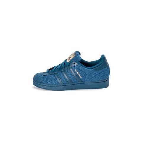 adidas Superstar J, Scarpe Da Ginnastica Unisex Tg 37 1/3