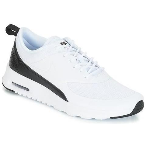 NIKE Sneaker Nike Air Max Thea Donna Bianco E Nero
