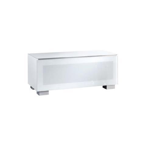 Porta Tv Munari Miglior Prezzo.Munari Ge110bi Mobile Porta Tv 110x50x47 7 Cm Vetro Temperato