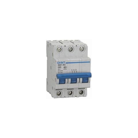 1/A /40-c01/interruttore automatico n Chint NBH8/ C curve 1P