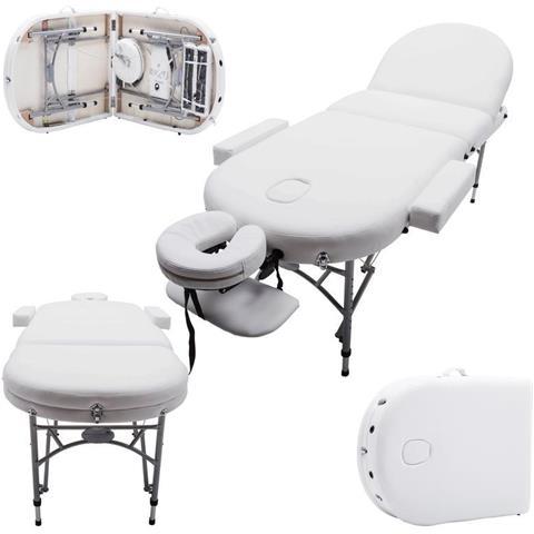 Lettino Per Massaggio Portatile In Alluminio.Massage Imperial Consort Lettino Professionale Per Massaggio