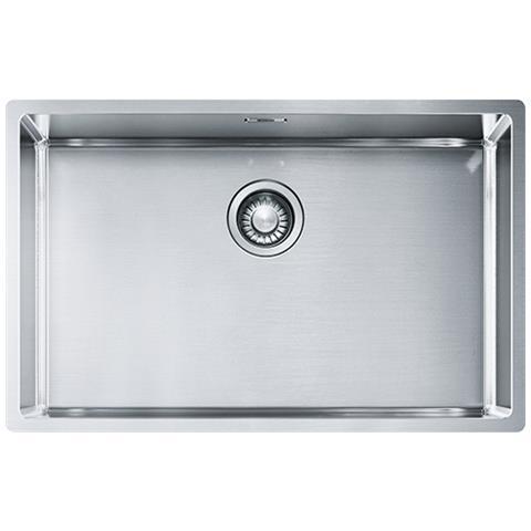 Misure Lavelli Cucina Franke.Franke Lavello Bxx 210 110 68 1 Vasca Dimensione 68 5 X 41 Cm Colore Inox Serie Box