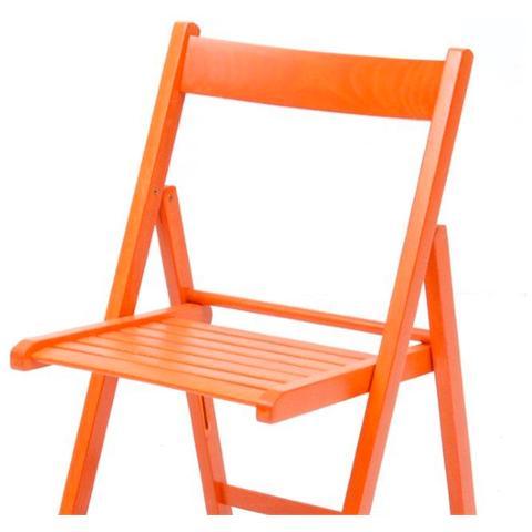 Sedie In Legno Pieghevoli Usate.Homegarden Sedie Pieghevoli In Legno Di Faggio 6 Pz Da Giardino
