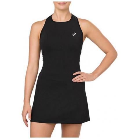 brand new 6d351 373ef Asics Dress Abito Tennis Donna Taglia S
