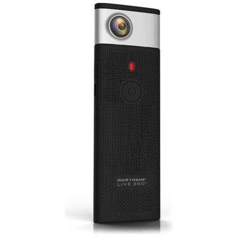Action Cam Goxtreme Live 360 Full Hd Wi-fi Nera 20140