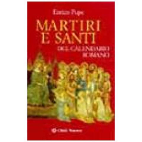 Calendario Romano.Citta Nuova Martiri E Santi Del Calendario Romano Eprice