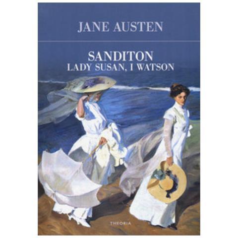 Edizioni Theoria - Jane Austen - Sanditon-lady Susan-i Watson - ePRICE