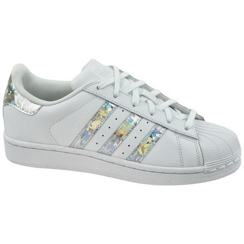 Buzo grado Descifrar  adidas - Superstar J F33889, Bambini, Bianco, Sneakers, Numero: 38 2/3 Eu -  ePRICE