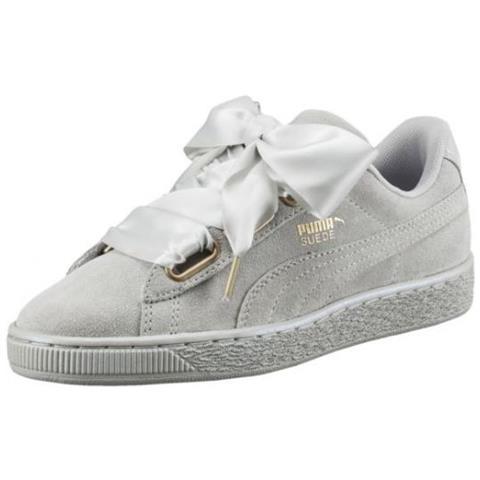 puma basket heart scarpe