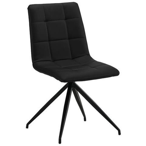 B.H.D - Tania - Set di 2 sedie moderne ufficio o Cucina - Finta ...