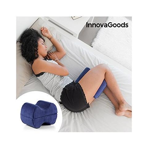 Dormire Con Cuscino In Mezzo Alle Gambe.Innovagoods Cuscino Ergonomico Per Gambe Innovagoods Eprice