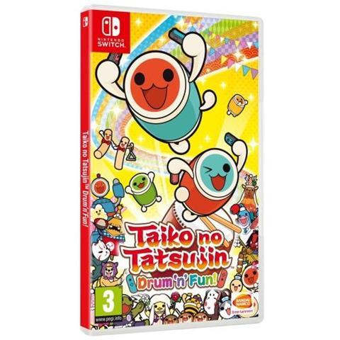 Taiko No Tatsujin Drum'n'fun! Tatacon Bundle