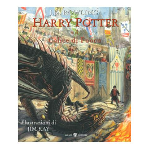 Salani J K Rowling Harry Potter E Il Calice Di Fuoco Ediz A Colori Eprice Paypal/venmo is currently not accepted on presale and backorder items. salani j k rowling harry potter e il calice di fuoco ediz a colori