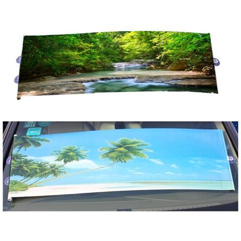 Tende Parasole Avvolgibili Per Auto.Trade Shop Tenda Parasole Tendine Auto Sportello Laterale Rullo